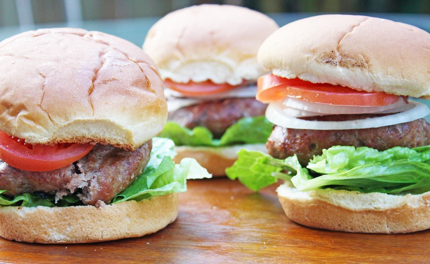 How to Trick Beef Lovers into Eating Your Turkey Burgers