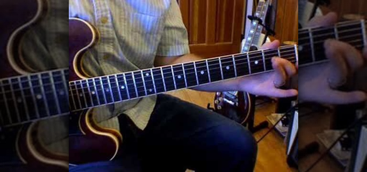 How To Play Throw Down The Sword By Wishbone Ash On Guitar