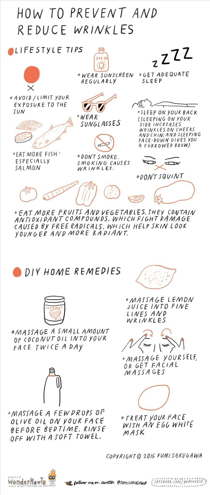 14 Ways to Reduce & Prevent Wrinkles