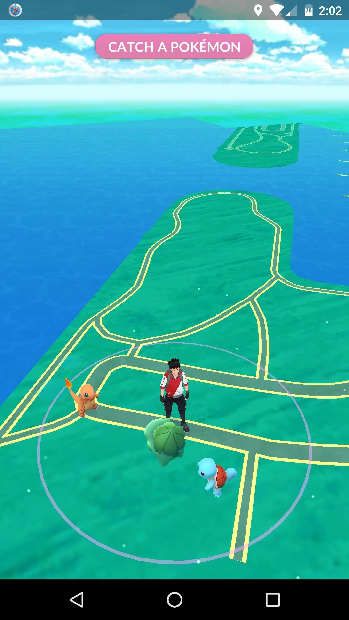 How to Cheat at Pokémon GO Without Getting Banned « Mobile AR News