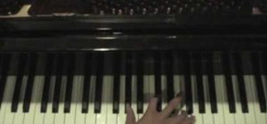"""Play """"Passion"""" by Lemonade on the piano"""