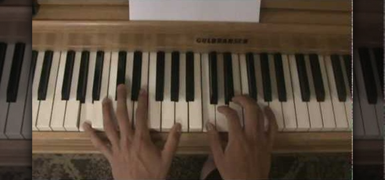 How To Play I Miss You By Blink 182 On The Piano Piano