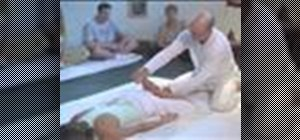 Give a Thai body massage