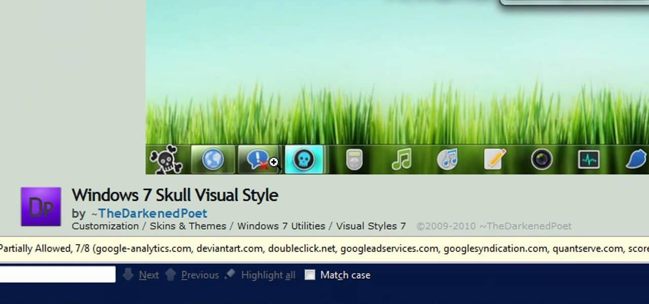 How To Use UxStyle To Customize Your Windows 7 Themes And Styles « Operating Systems