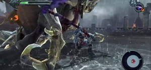 Defeat the Tiamat in the game Darksiders