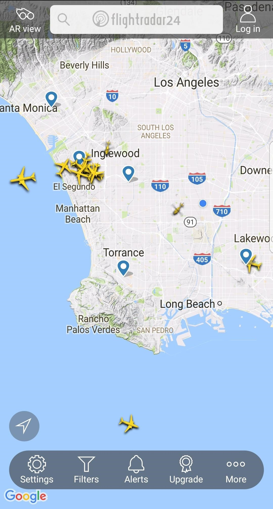 How to Track ADS-B Equipped Aircraft on Your Smartphone