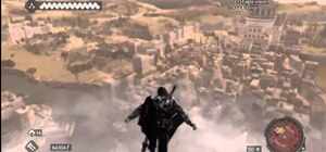 Earn the Fly Like an Eagle achievement in Assassin's Creed: Brotherhood