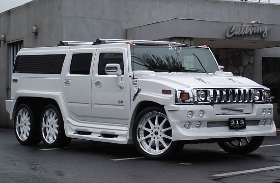Just What a Hummer Needs... MORE