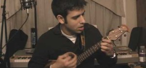 """Play """"Sweet Child of Mine"""" on the ukulele"""