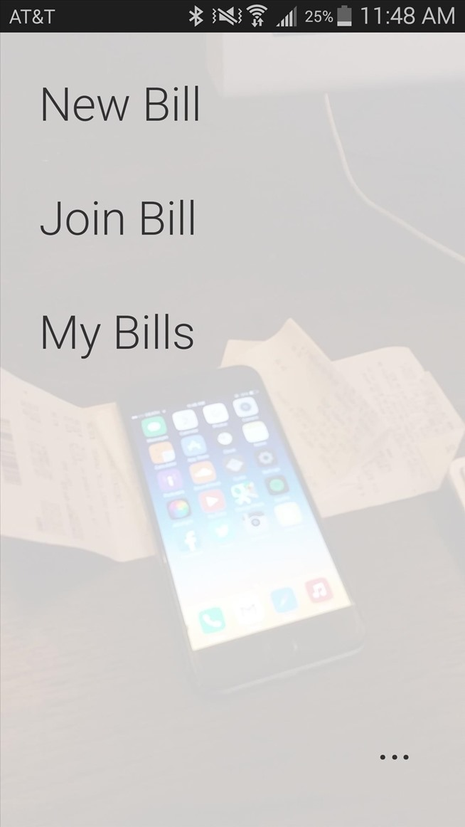 Use Your Phone's Camera to Split Bills More Easily with Friends