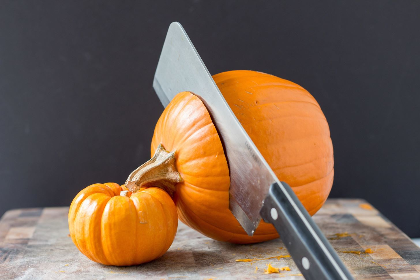 Skip the Canned Crap—Microwave Your Own Pumpkin Purée Instead