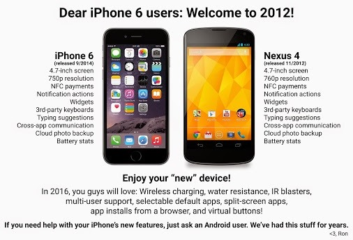 iPhone 6 Tempting You to Switch? Everything You'll Love (& Miss from Android)