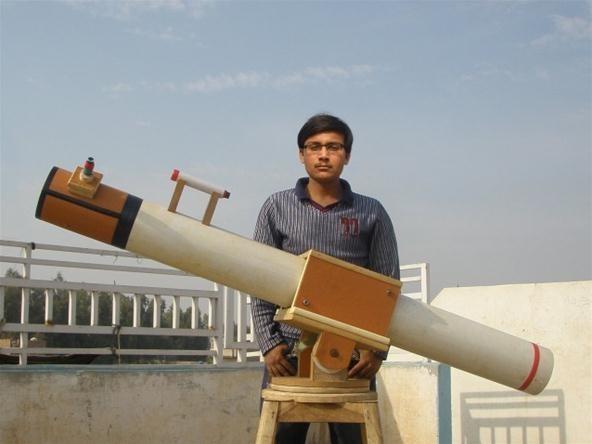 Optics and Optimism - An Inventor In Okara
