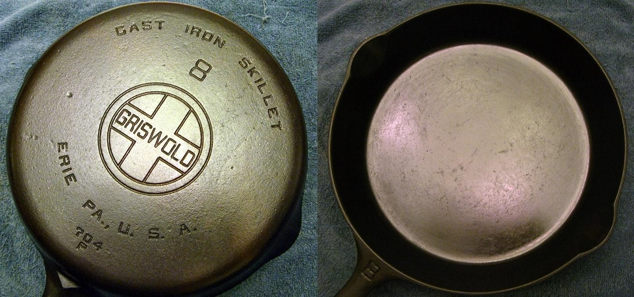 Is Vintage Cast Iron Better Than New?