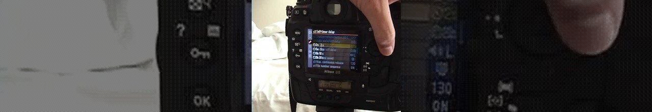 Record Videos by Digital SLRs