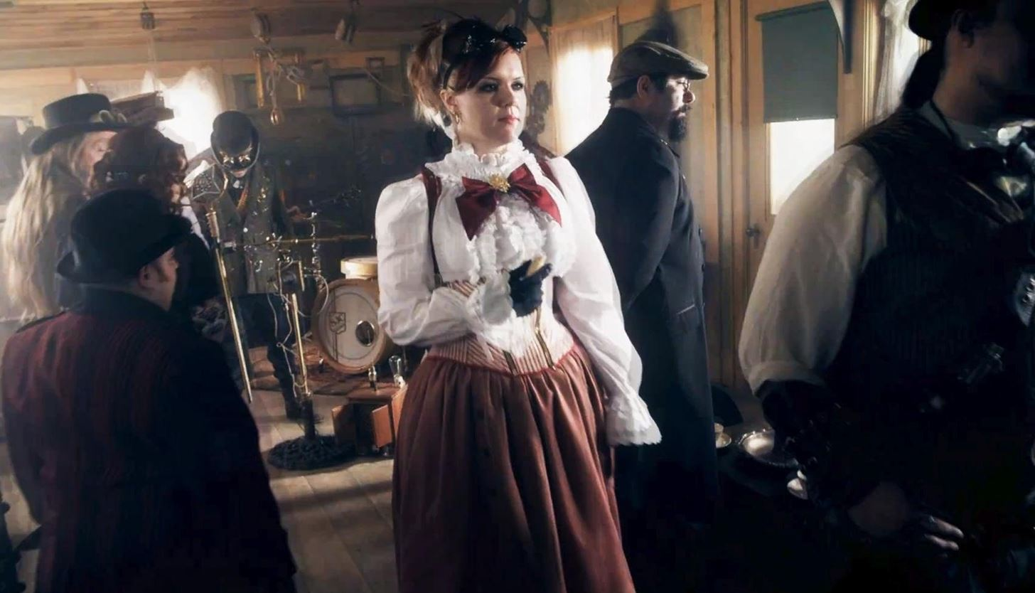 "How Panic! at the Disco's ""The Ballad of Mona Lisa"" Was Steampunked"