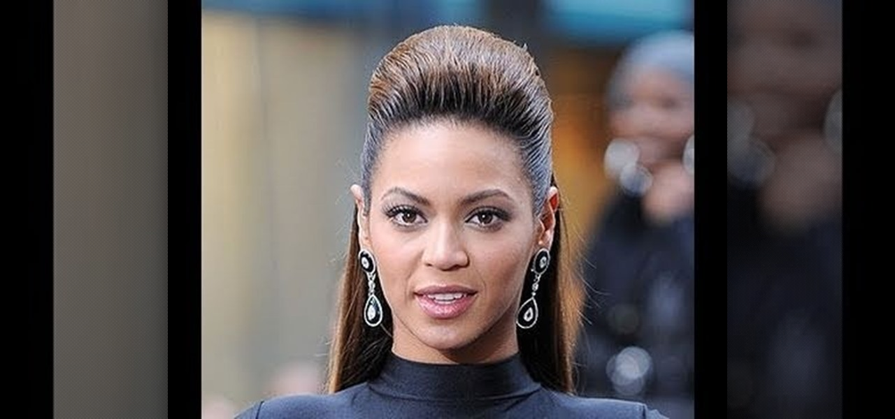"Beyonce Hair Style: How To Style Your Hair Like Beyoncé In ""Single Ladies"
