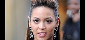 "Style your hair like Beyoncé in ""Single Ladies"""