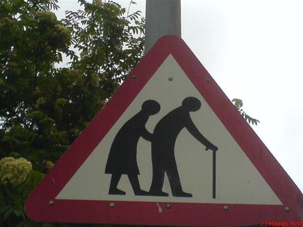 return of the oldman & woman!