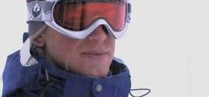 Start telemark skiing