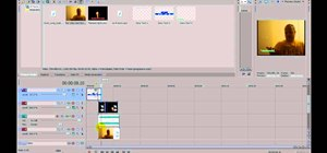 Make a flame in hand special effect in Sony Vegas pro 9