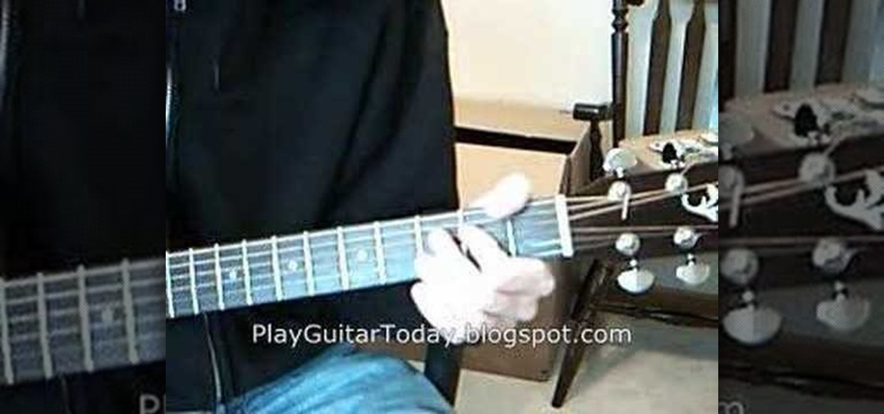 How To Play Happy Xmas By John Lennon On Guitar Acoustic Guitar