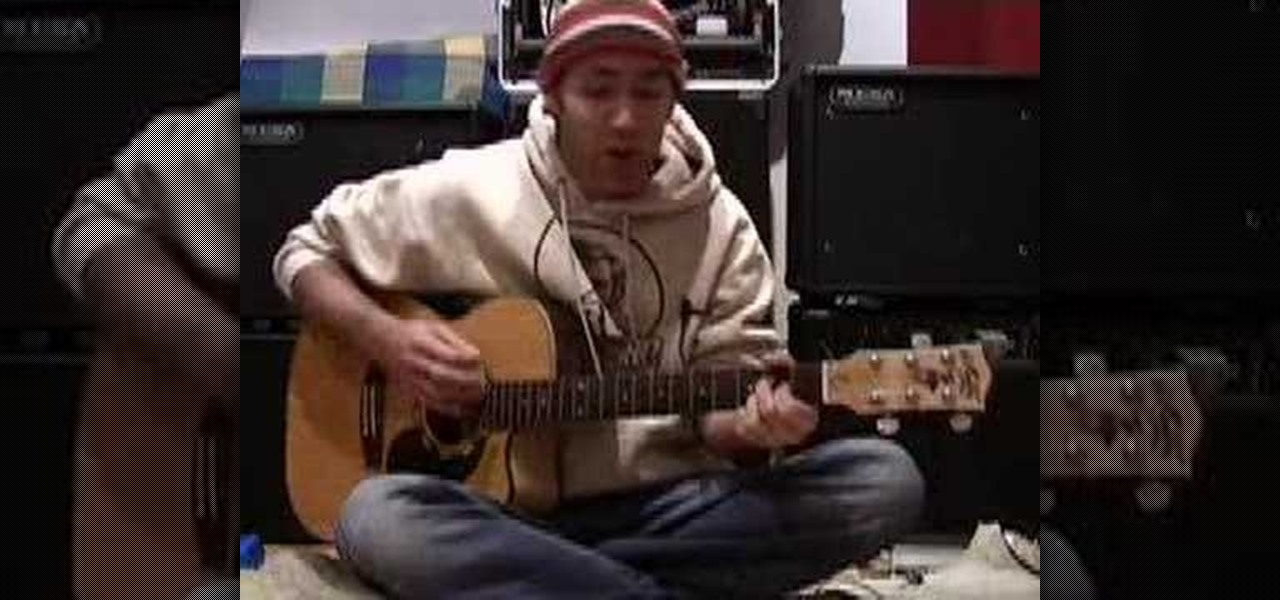 How To Play Dock Of The Bay On The Guitar Acoustic Guitar