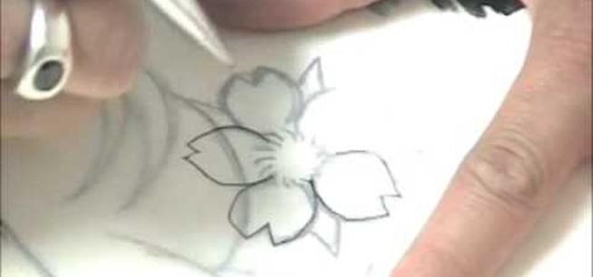 Tattoo tattooing how to tattoo wonderhowto for Tattoo stencil copier