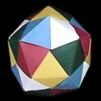Math Craft Inspiration of the Week: The Intricate Sonobe Art of Meenakshi Mukerji
