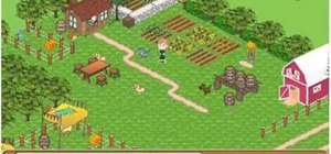 Increase your PC's performance when playing Farm Town