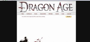Download and install fan built mods for Dragon Age: Origins