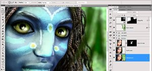 Create Avatar-style Navi'i irises in Adobe Photoshop CS5