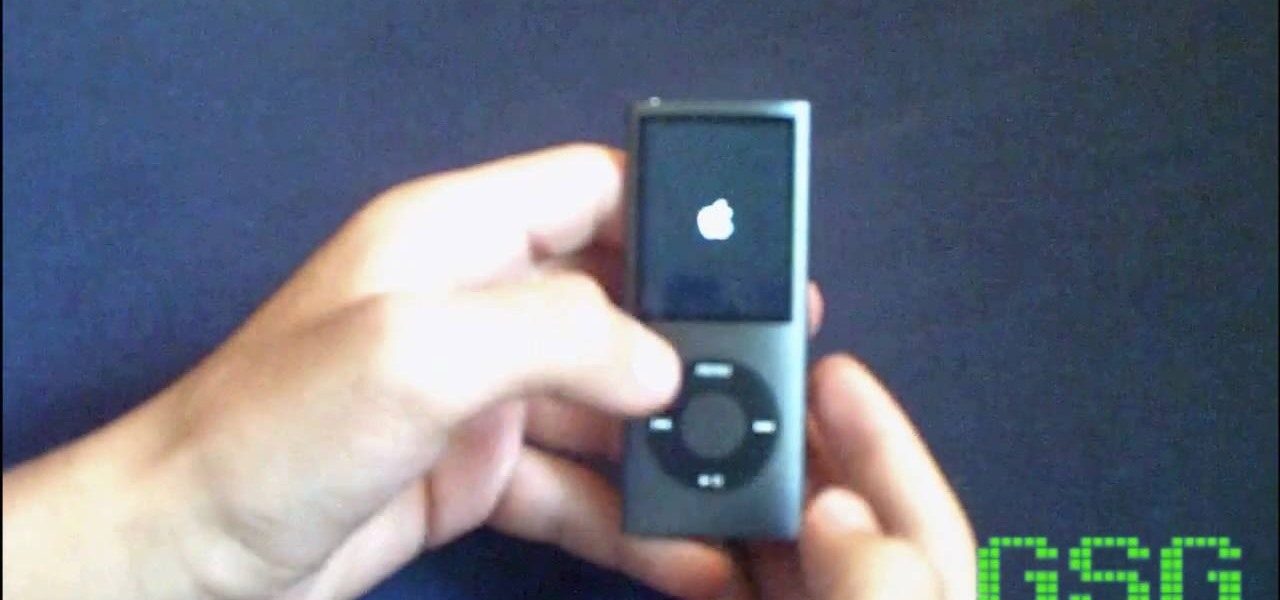 How to Turn off your iPod Nano or iPod Classic iPod MP3