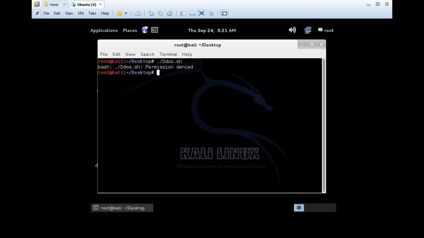 Ddos Script: The Best Script for Your Kali Linux System « Null Byte
