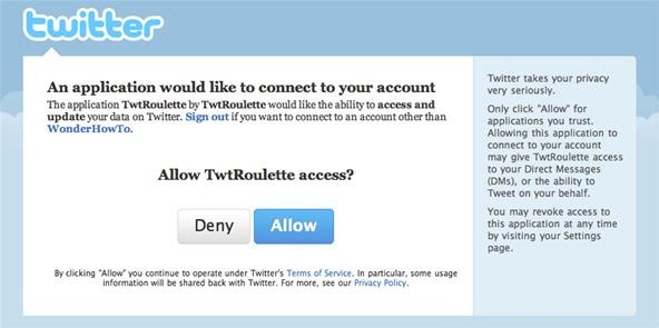How to Spy on Tweeters: Viewing Someone Else's Twitter Timeline with TwtRoulette
