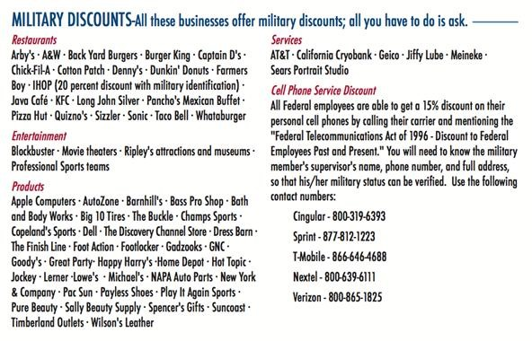 How to Get Free Food and Discounted Deals on Veterans Day 2011