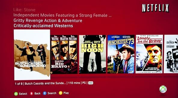 How to Revert to the Old Netflix App on the New Xbox 360 Update
