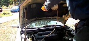 "Diagnose and fix a ""no heat"" problem on a Nissan Altima"