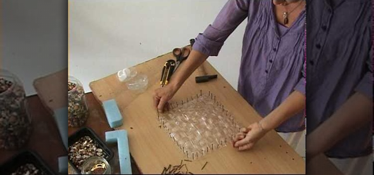 How to recycle plastic bottles and make a decorative for Decoration pieces from waste material