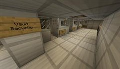 Fallout Inspired underground bunker
