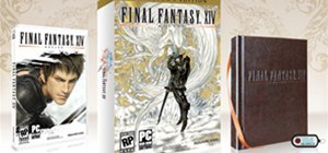 Final Fantasy 14 Special Edition Unboxing