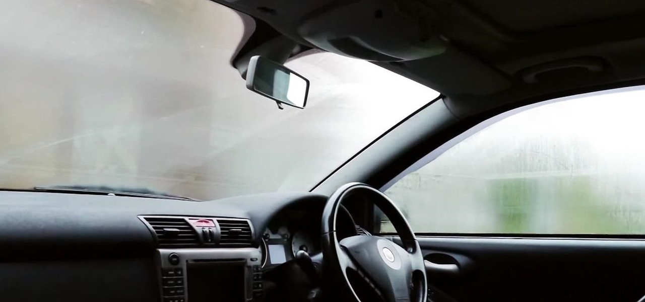 Keep Your Car Windows Fog-Free Using This Creative Hack