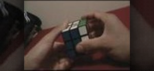 "Make the ""C"" pattern on a Rubik's Cube"