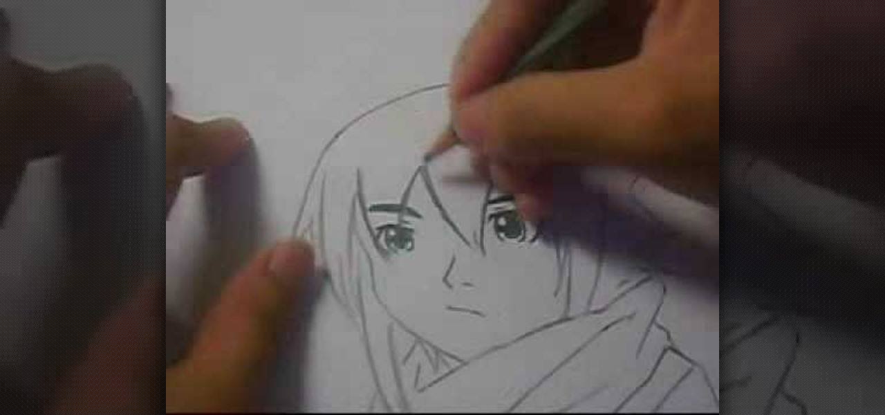 Cute Anime Boy Drawings How to Draw a Cute Anime Boy's