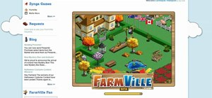 Send the exclusive gifts from FarmVille (11/27/09)