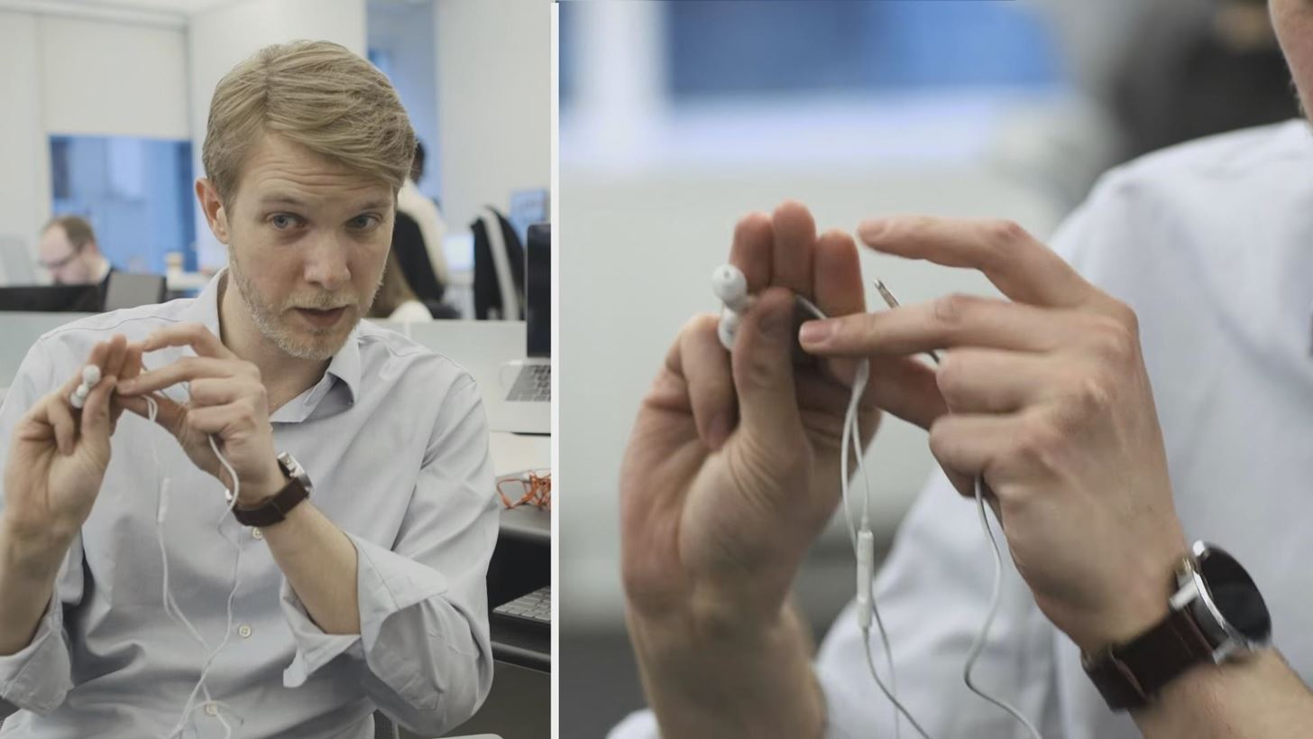 There's an Easy Way to Make Sure Your Earphones Are Always Tangle-Free