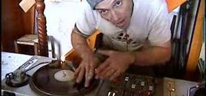 Scratch on turntables for beginners