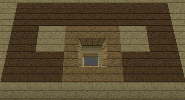 Advice on exterior design creative mode minecraft for Window design minecraft