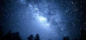 See part of the Milky Way Galaxy