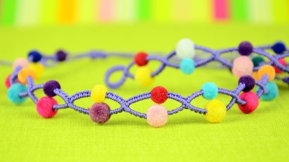 DIY Sweet and Soft Jewelry Set